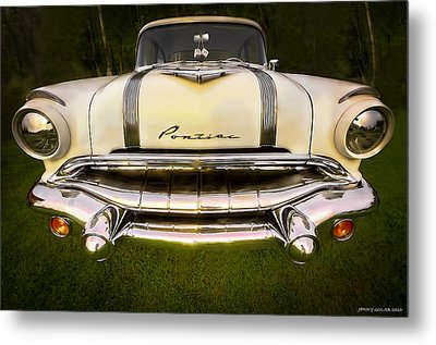 Pontiac Metal Print by Jerry Golab