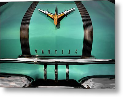 Pontiac One Metal Print by Jerry Golab