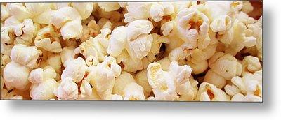 Popcorn 2 Metal Print