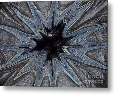 Portal To The Stars Metal Print