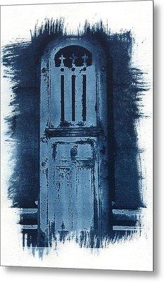 Portals Metal Print by Jane Linders