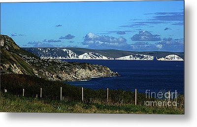 Metal Print featuring the photograph Portland To Weymouth  by Baggieoldboy