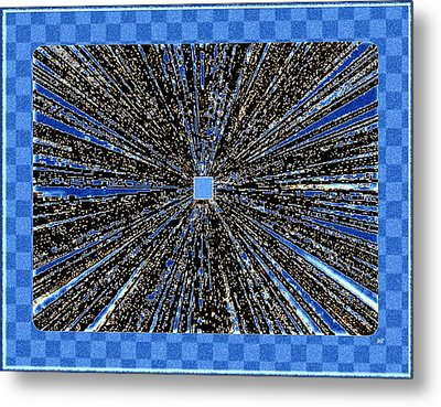 Positive Energy Metal Print by Will Borden
