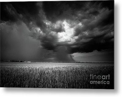 Prairie Storm I Metal Print by Ian McGregor