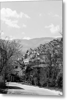 Pretoro - Landscape Metal Print by Andrea Mazzocchetti