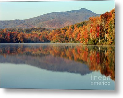 Price Lake Metal Print by Lena Auxier