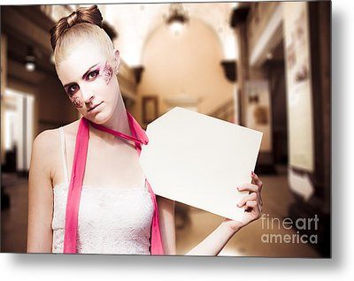 Price Tag Metal Print by Jorgo Photography - Wall Art Gallery