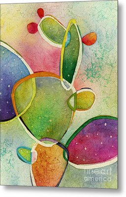 Prickly Pizazz 2 Metal Print by Hailey E Herrera