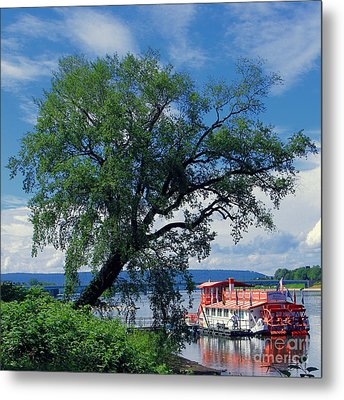 Pride Of The Susquehanna Metal Print