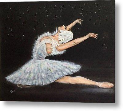 Prima Ballerina Metal Print