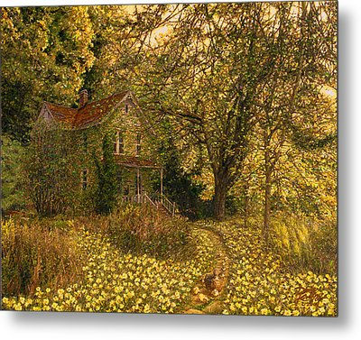 Primrose Path Metal Print by Doug Kreuger