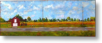 Prince Edward County Metal Print