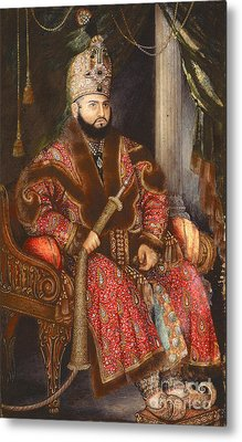 Prince Mirza Muhammad Salim Metal Print by Science Photo Library