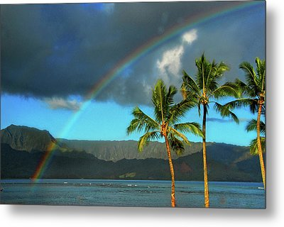 Metal Print featuring the photograph Promise Of Hope by Lynn Bauer