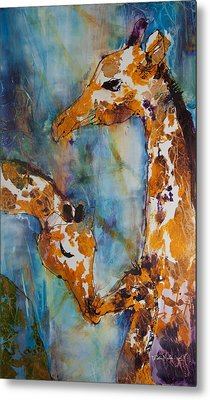 Protection Metal Print by Trish McKinney