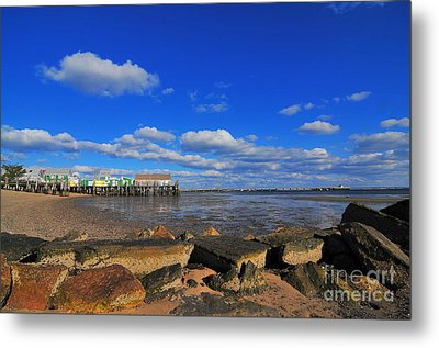 Provincetown Metal Print by Catherine Reusch Daley