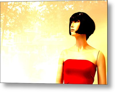 Prunella 2 Metal Print by Jez C Self