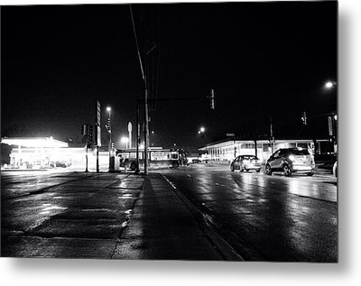 Metal Print featuring the photograph Public Transportation by Jeanette O'Toole