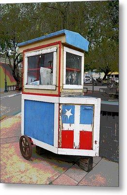 Puerto Rico - Lares  Metal Print