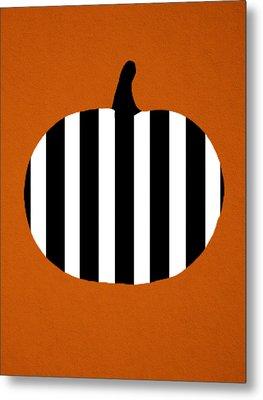 Pumpkin Metal Print by Art Spectrum