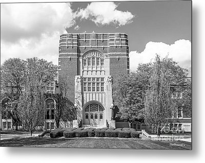 Purdue University Memorial Union Metal Print