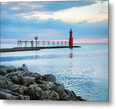 Metal Print featuring the photograph Pure Algoma by Bill Pevlor