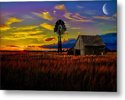 Metal Print featuring the photograph Pure Country by Gary Smith