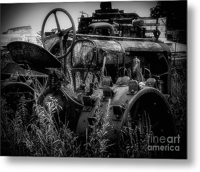 Put Out To Pasture  Metal Print by JRP Photography