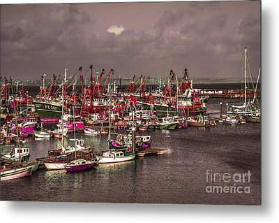 Pz307  Metal Print by Rob Hawkins