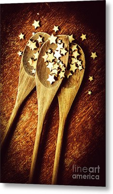 Quality Dish Review In The Baking Metal Print by Jorgo Photography - Wall Art Gallery