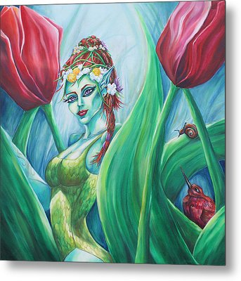 Queen Maeve's Realm Metal Print by Lori Kuhn