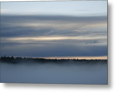 Quiet Before Dawn Metal Print