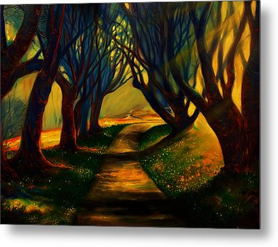 Quiet Evening Metal Print by Emery Franklin