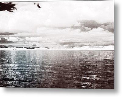 Metal Print featuring the photograph Quiet Waters by Keith Elliott
