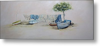 Quietude Metal Print