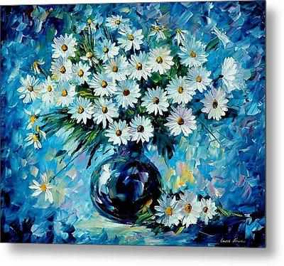 Radiance Metal Print by Leonid Afremov