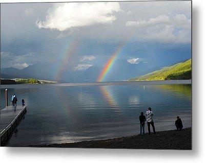 Rainbow 1 Metal Print