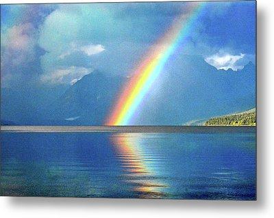 Rainbow 3 Metal Print