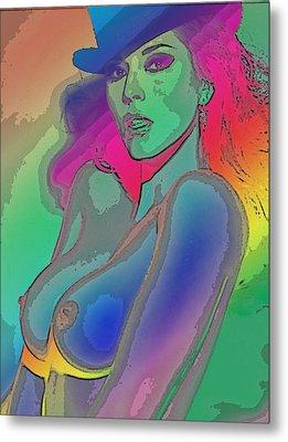 Rainbow 4 Metal Print by Tbone Oliver