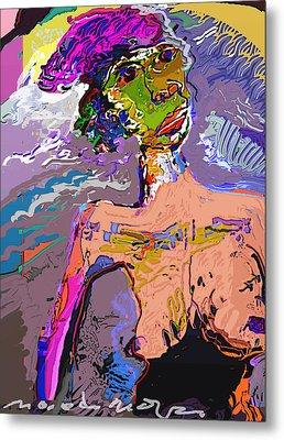 Rainbow Metal Print by Noredin Morgan