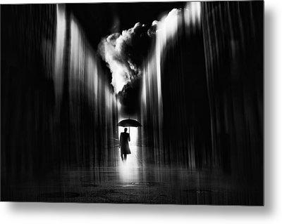 Rainwaker Metal Print by Stefan Eisele