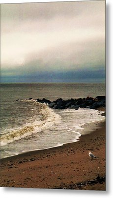 Rainy Day Metal Print by John Scates