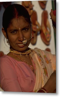 Metal Print featuring the photograph Rajasthan by Travel Pics
