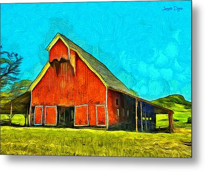 Ranch - Pa Metal Print