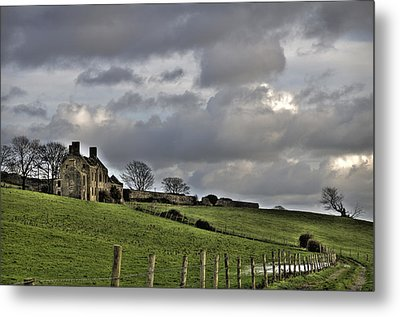 Rathfran House Metal Print