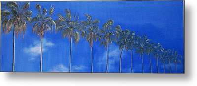 Reach For The Sky Metal Print by Irene Corey
