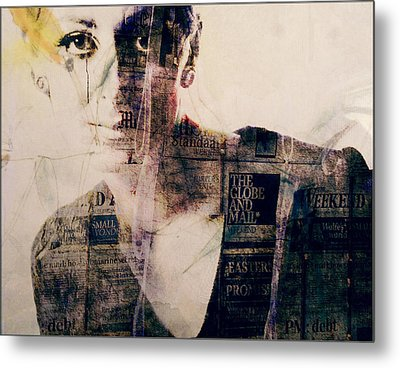 Read All About It  Metal Print by Paul Lovering