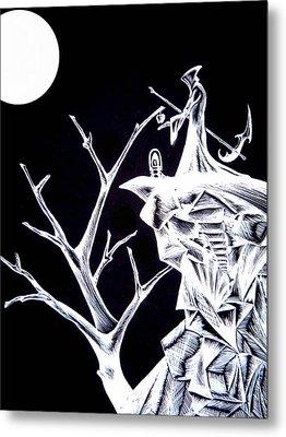 Reap Metal Print by Jeff DOttavio