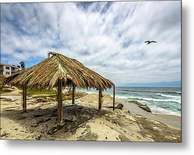 Rebirth  At Windandsea Metal Print