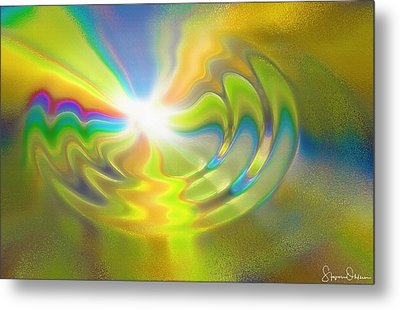 Rebirth - Signed Limited Edition Metal Print by Steve Ohlsen